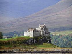 Duart Castle - copyright Gemma Reece
