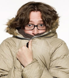 Ed Byrne is playing An Tobar on the Isle of Mull this November... sadly it's already sold out :(