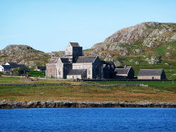 Nigel Cole proves that the Isle of Mull is a holiday destination at any time of year.