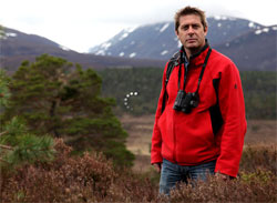 Dr Iain Stewart's latest TV show explains why we have so many foreign trees currently covering Mull.