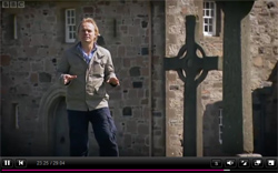 Paul Murton visits Mull, Iona and Staffa in Scotland's Inner Hebrides in the TV programme 'Grand Tours of Scotland'