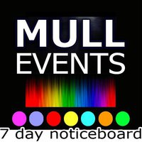 Here's a new approach to getting hold of event information on the Isle of Mull -- crowd-sourced through Twitter and Facebook. Ideal for visitors with a Facebook or Twitter app on their phone.